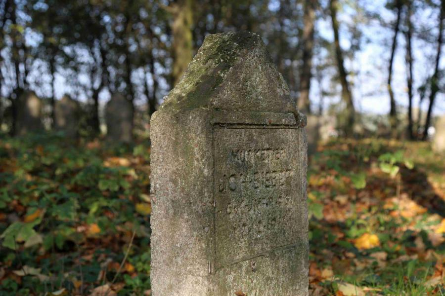 Bechcice cmentarz (1)